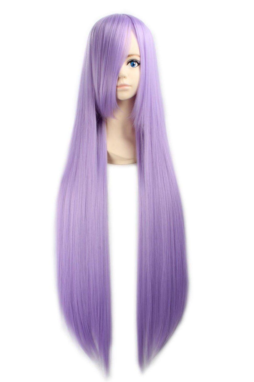 anime cosplay wigs long