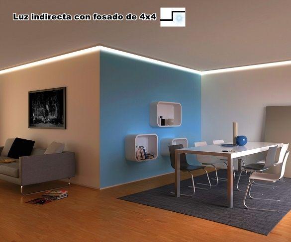 Pin en luz indirecta - Luz indirecta escayola ...