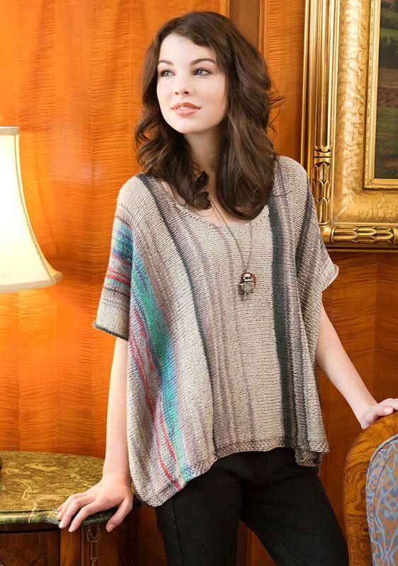 Berocco Free Pattern Beautiful Knitted Kimono Sweater Be Hooked