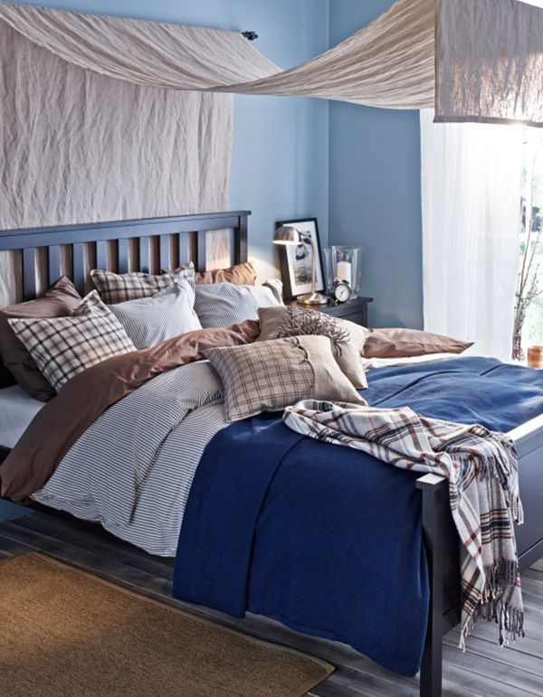 the ikea hemnes bedroom series will give your bedroom a