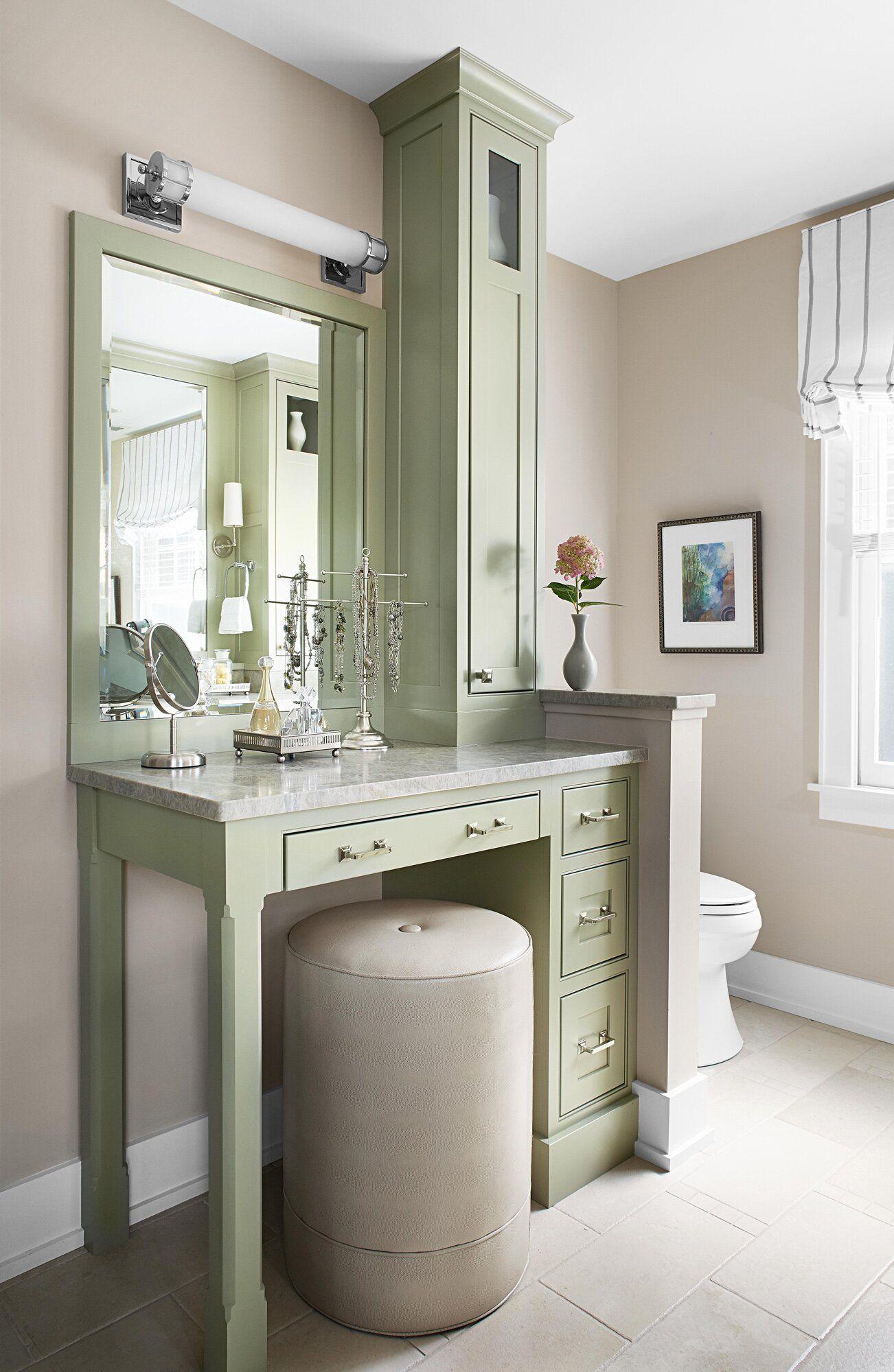 16 Beige Bathroom Ideas For A Relaxing Spa Worthy Escape In 2020 Beige Bathroom Decorating Bathroom Green Bathroom
