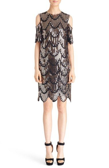 bceac642d3 Givenchy Sequin Embellished Shift Dress available at  Nordstrom ...