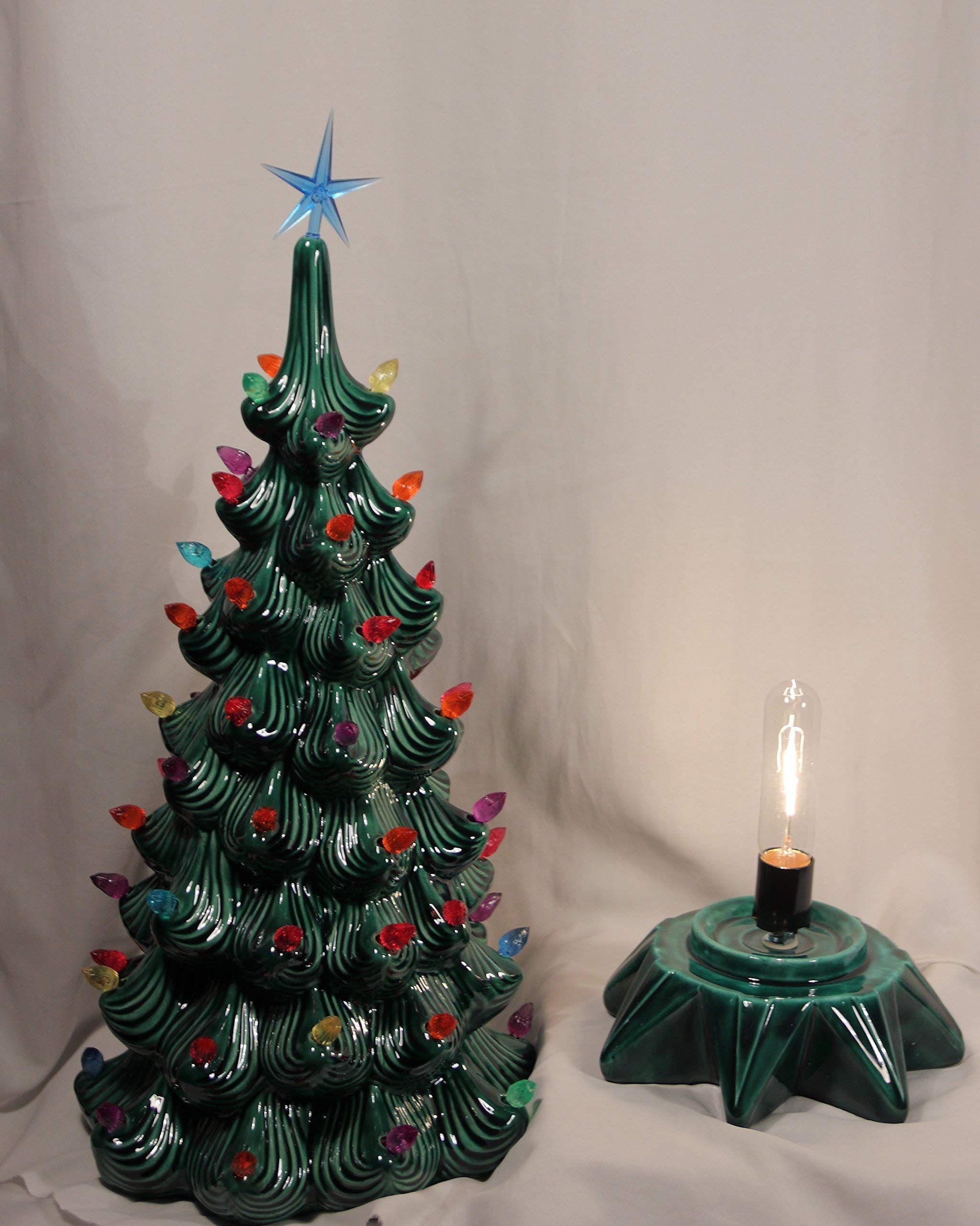 Tall Modern Ceramic Christmas Tree Check This Awesome Product By
