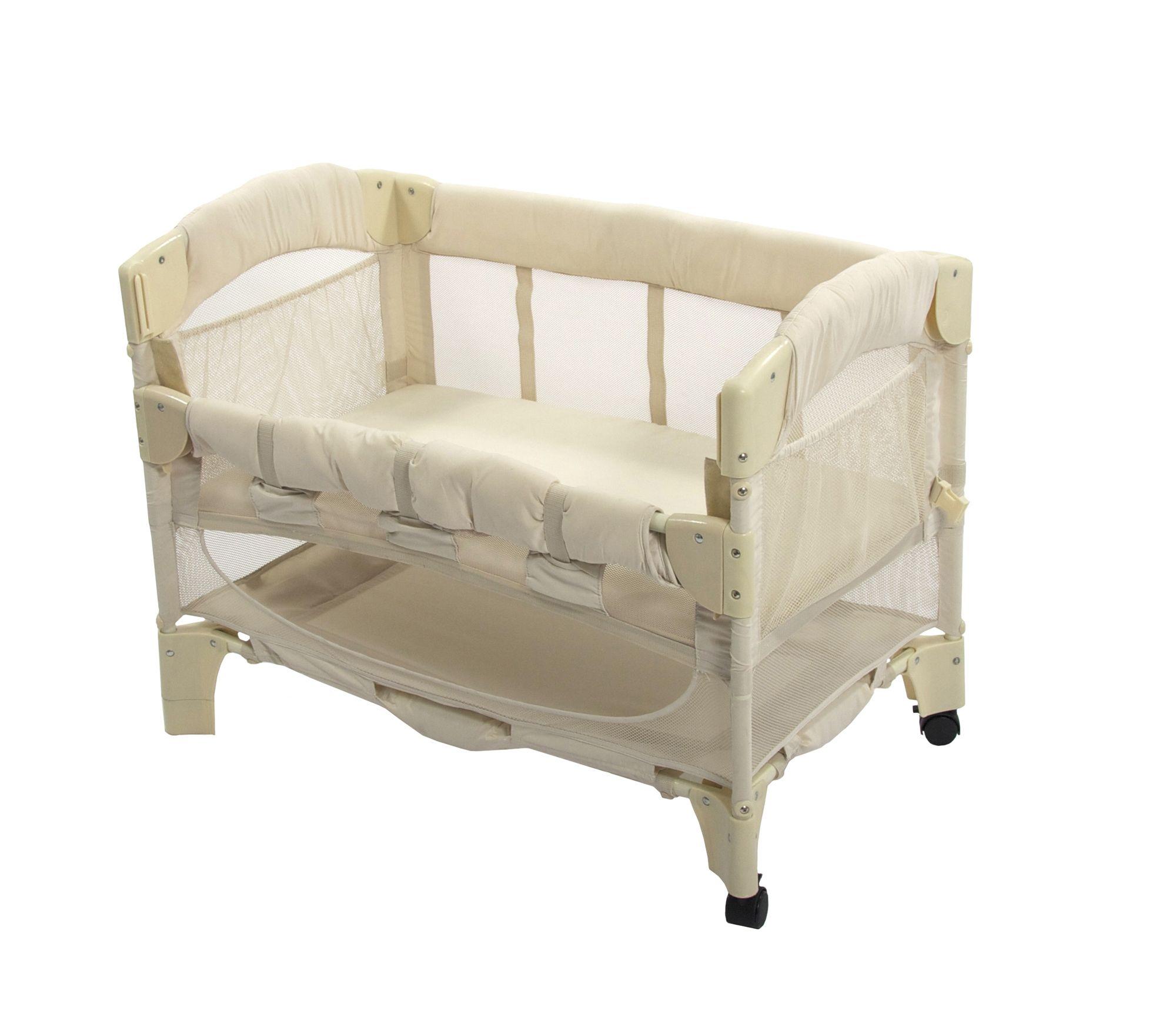 Cuna Pequeña Para El Dormitorio Del Bebe O De Los Padres Cunas