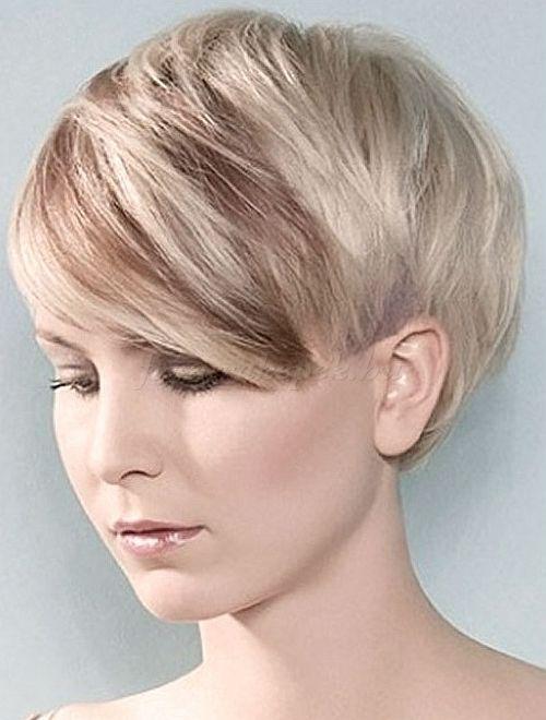 16++ Very short hair color ideas trends