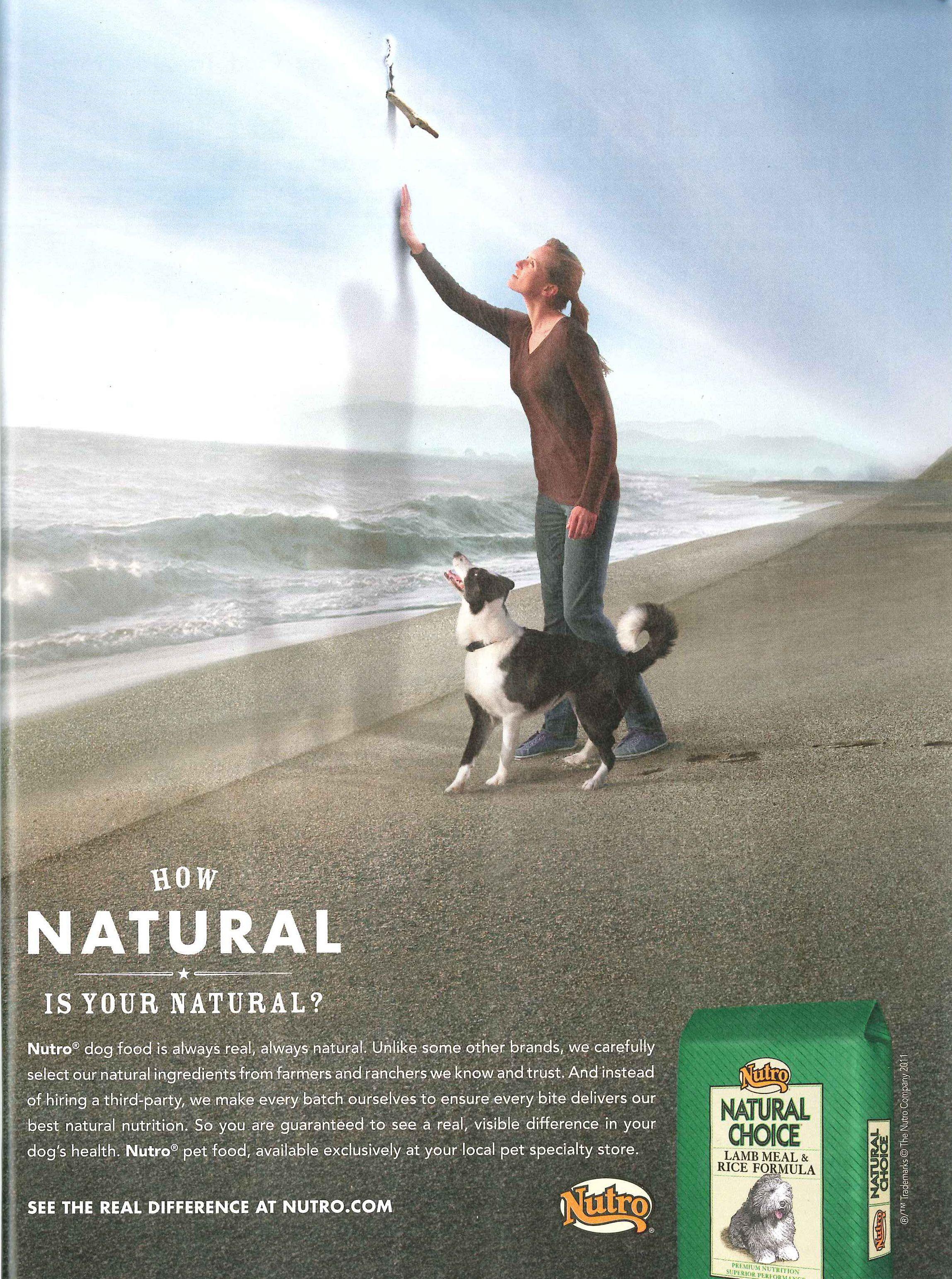 Natural Choice Print Ad Natural Nutrition Nature Print Ads