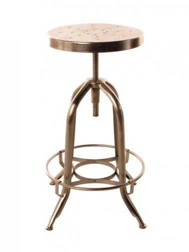 Architects Counter Stool Blue Ocean Traders