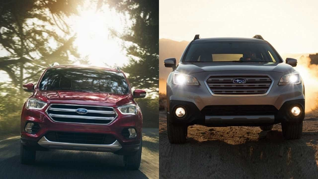 Best Of 2016 Vs 2017 Outback