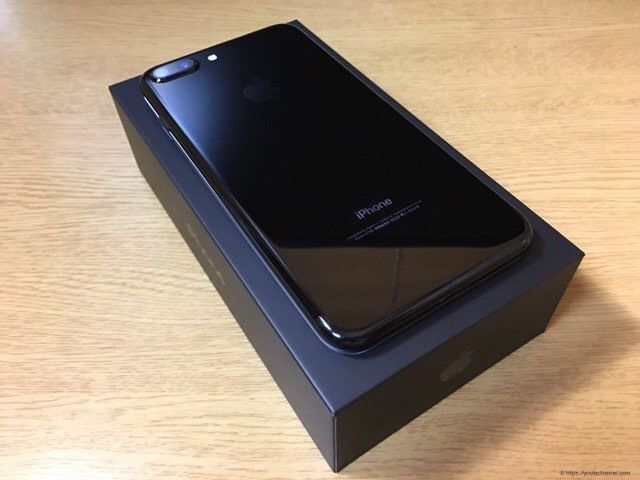 Great Deal Apple Iphone 7 Plus Latest Model 128gb Jet