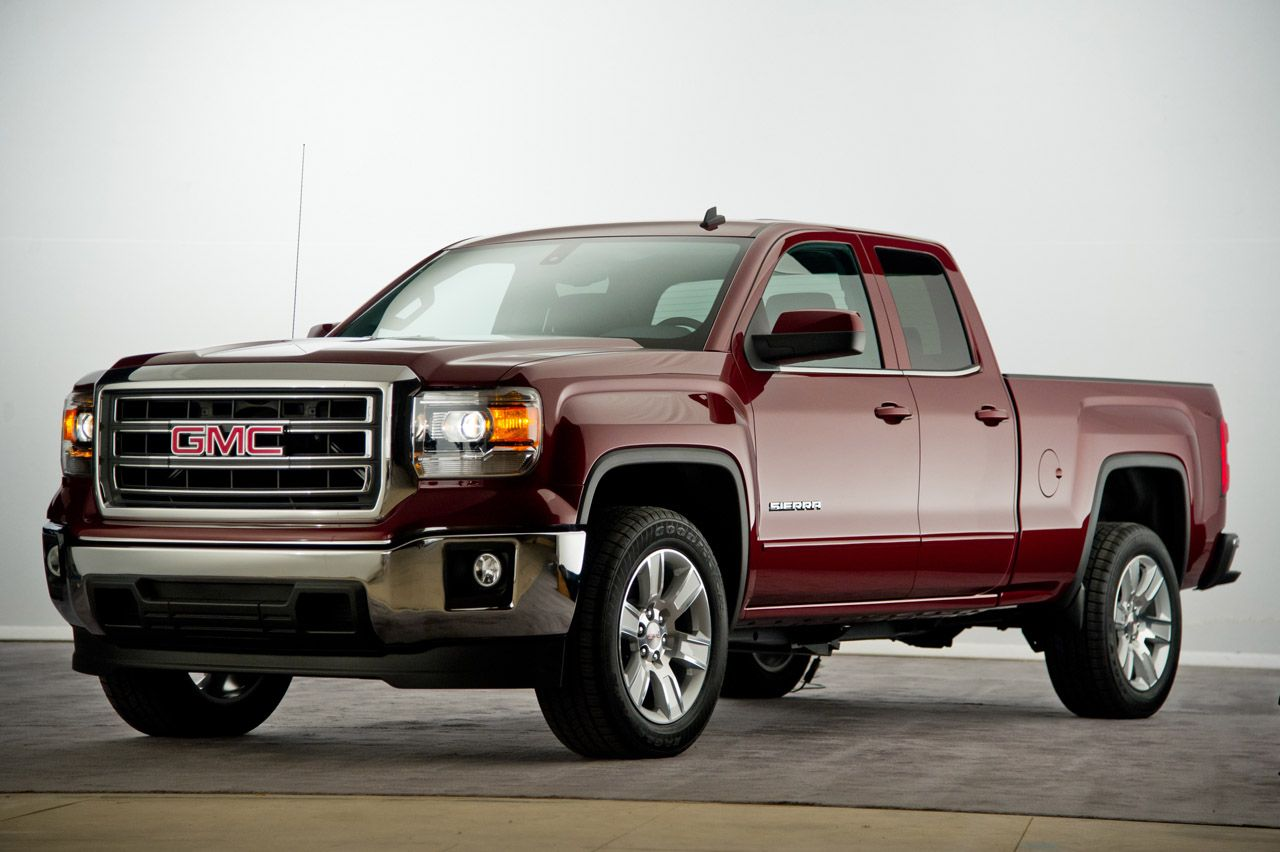 2014 Gmc Truck 2014 Chevrolet Silverado And Gmc Sierra Trucks