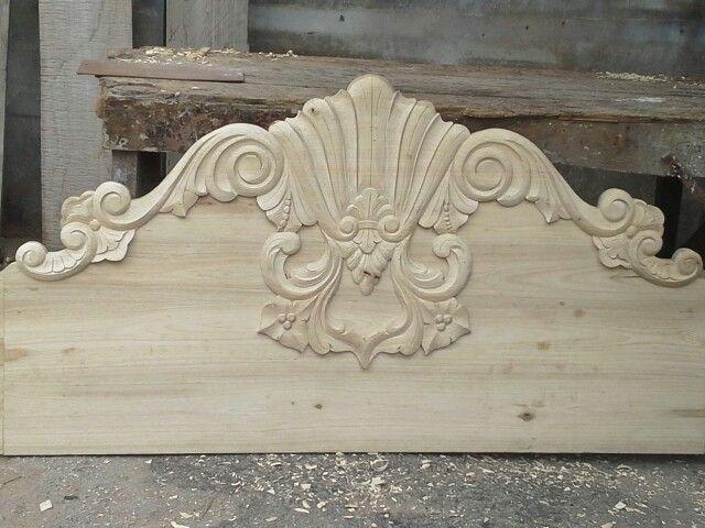 Bedhead Bed Head Wood Decor