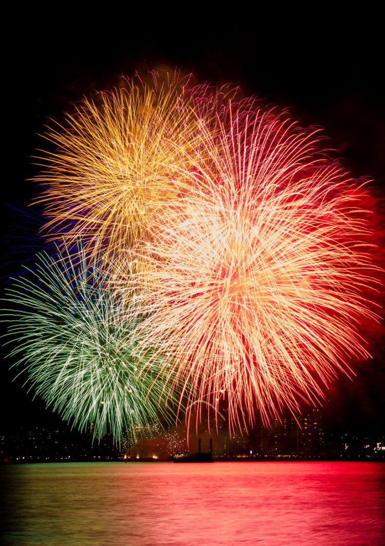 fireworks and thesis statement Must include a separate title page with the following: title of paper student's name course name and number instructor's name date submitted must begin with an introductory paragraph that has a succinct thesis statement.