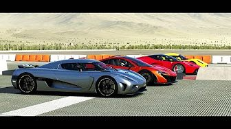 Need For Speed Koenigsegg Agera R Race Youtube Koenigsegg
