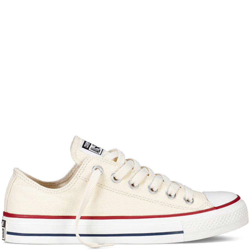 6e91acfc3a94 Converse Chuck Taylor All Star Shoes Low top in White