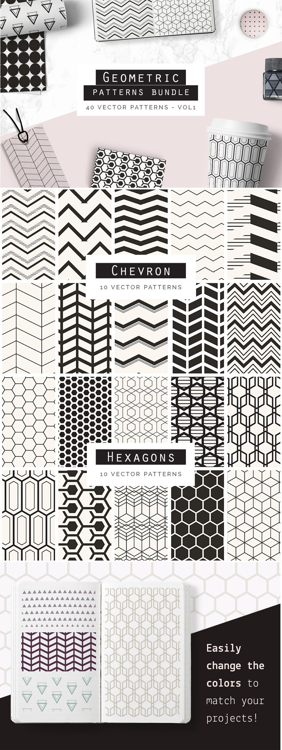 Geometric Patterns Vol1 Geometric Pattern Geometric Geometric Designs