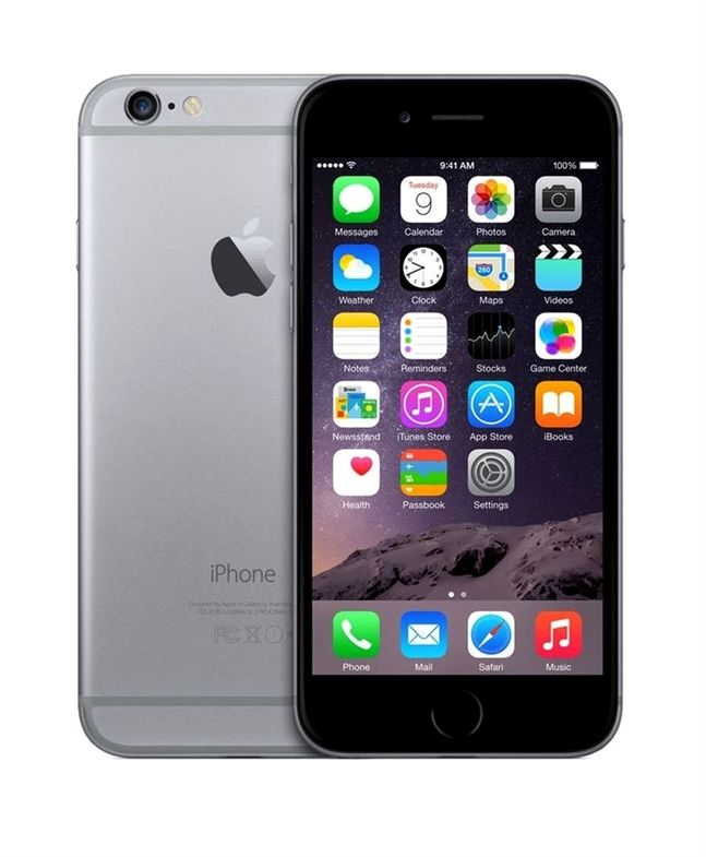 Apple iPhone 6 64GB Space Gray (UNLOCKED) A1688(CDMA