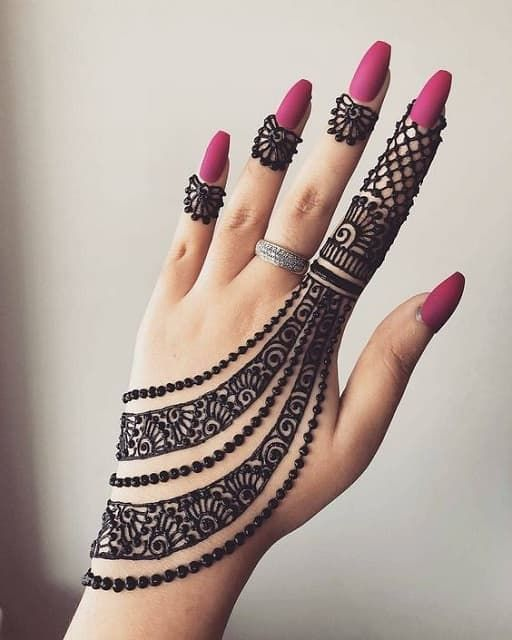Stunning Mehndi Designs You Must Try in 2019