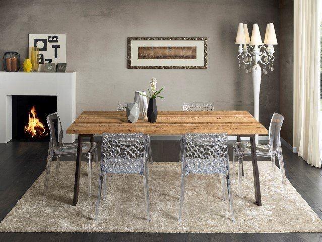 Basilio Mobili ~ Art. pt003 ga003 by mottes mobili tavolo rettangolare in legno