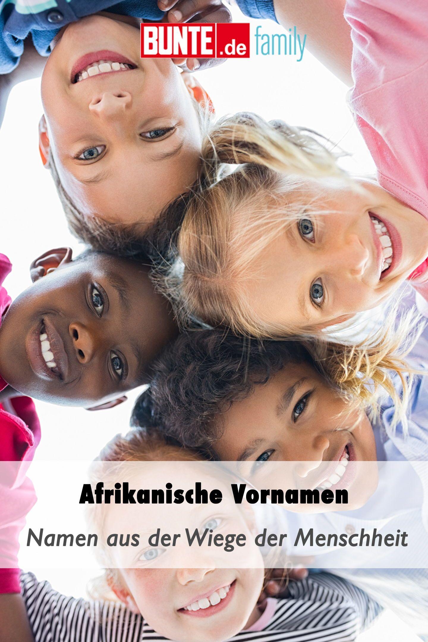 Afrikanische Vornamen Namen Aus Der Wiege Der Menschheit Vornamen Vornamen Jungen Namen