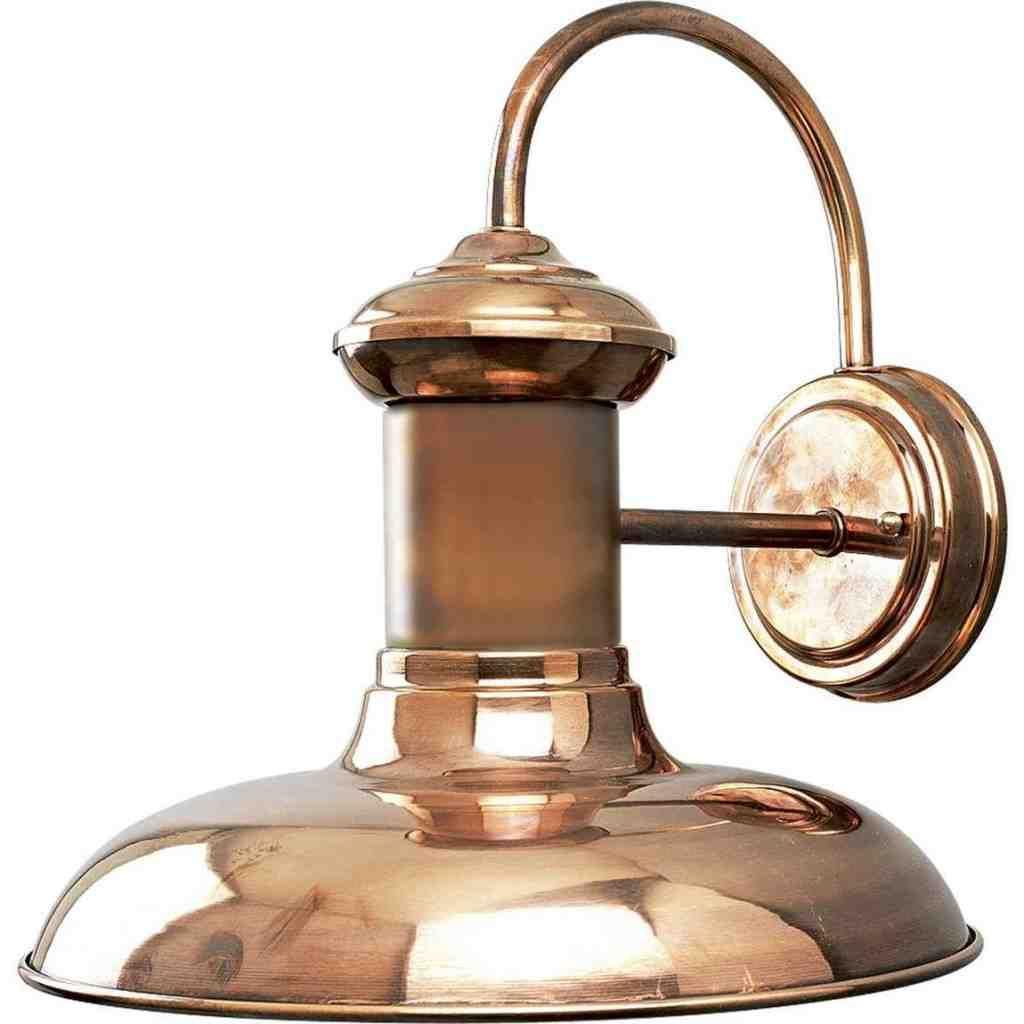 Copper Outdoor Lighting Fixtures | L.I.H. 172 Outdoor Lighting ...