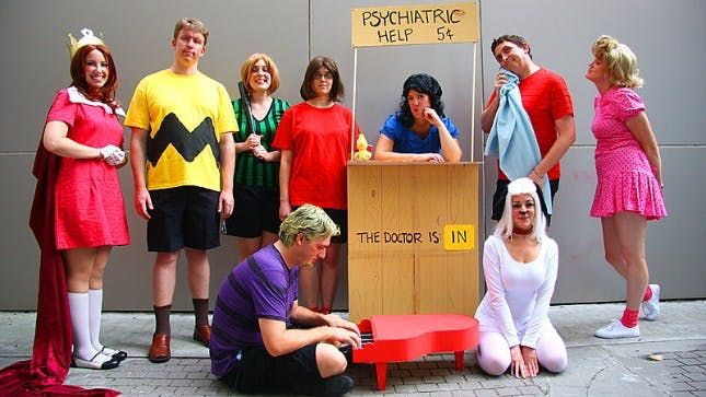 25+ Group Halloween Costume Ideas For The Office