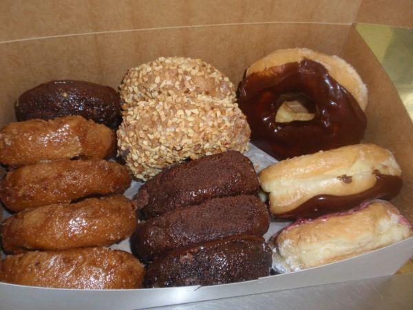 Donut World, Lancaster, Ohio
