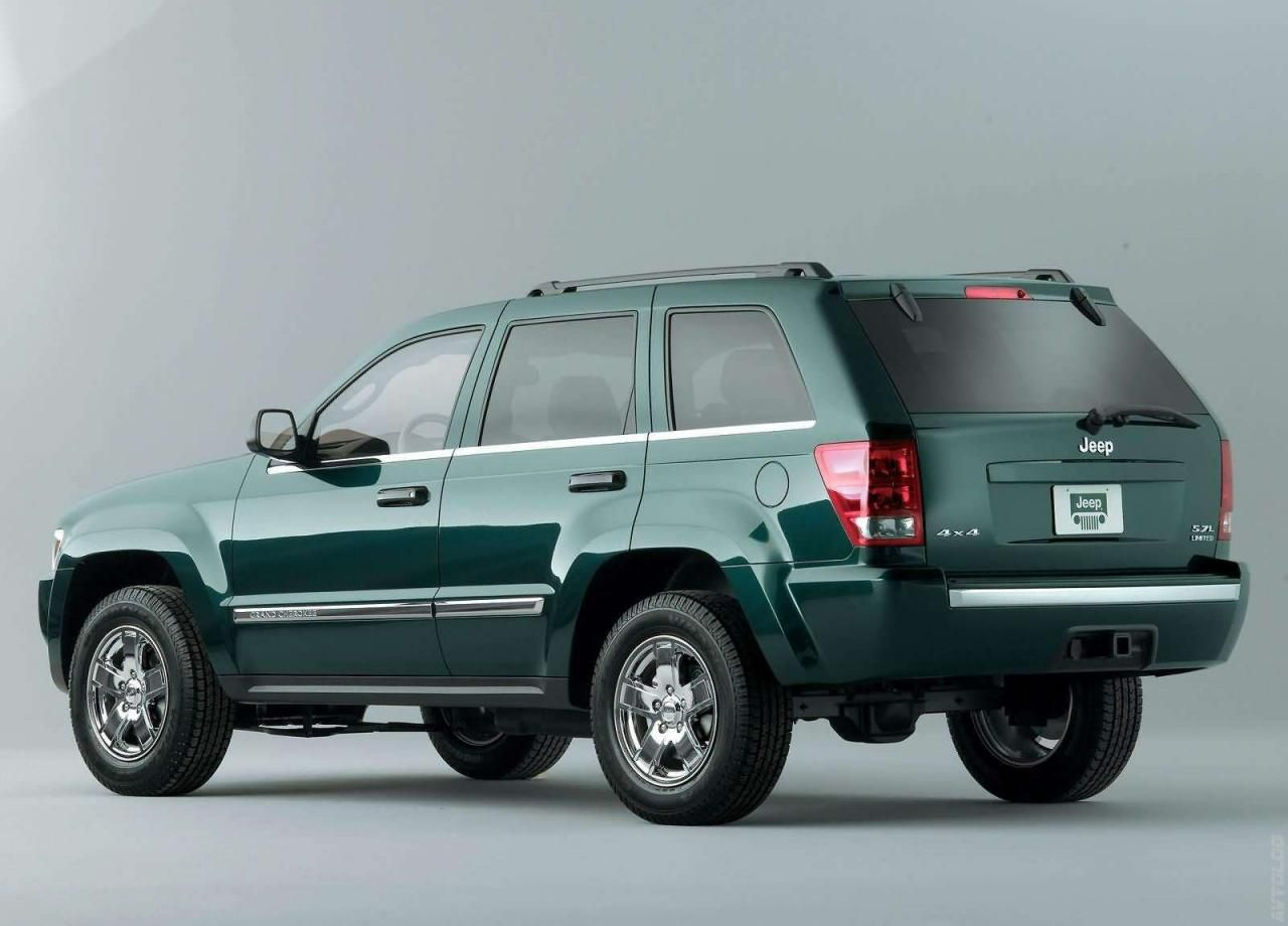 2005 jeep grand cherokee 5 7 limited