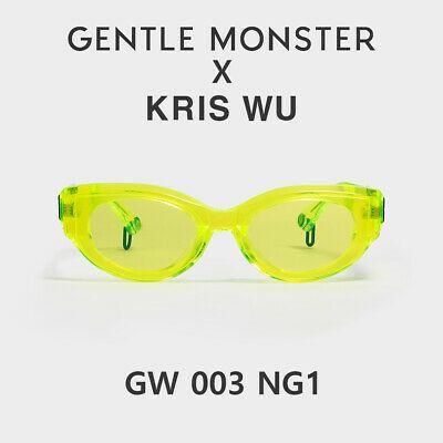 Ad(eBay Url) 2020 GENTLE MONSTER X KRIS WU Collaboration Sunglasses GW 003 NG1 f…