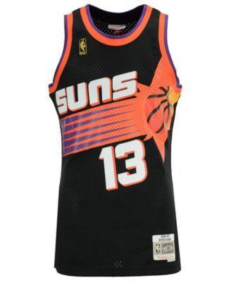 low priced c1d35 83a60 Mitchell & Ness Big Boys Steve Nash Phoenix Suns Hardwood ...