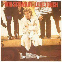 45cat - Rod Stewart - Love Touch / Heart Is On The Line - Warner Bros. - UK - W8668