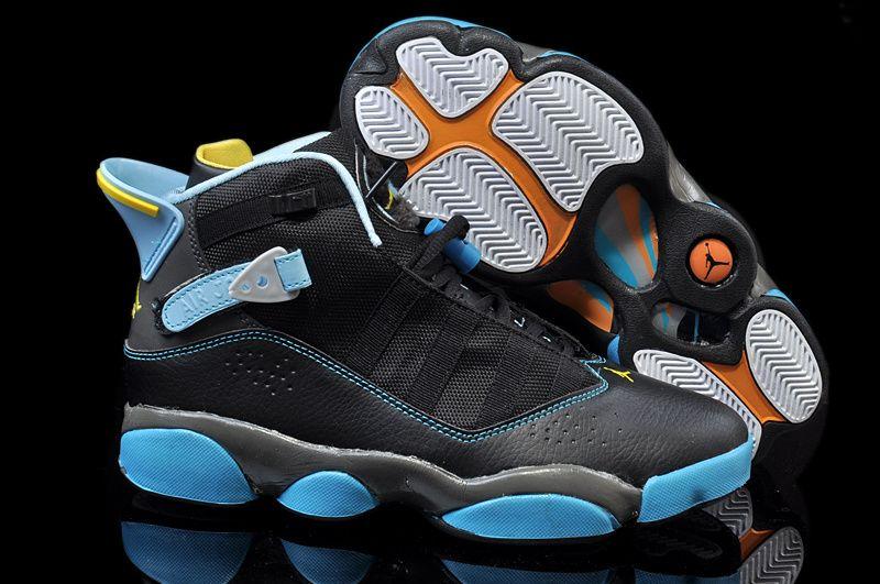 separation shoes a41ad ffbf7 Jordan 6 Rings Retro Gamma Blue