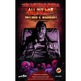The Walking Dead: All Out War - Preludio a Woodbury (Caja introductoria para 1 jugador)