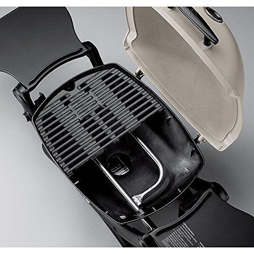 Amazon Com Weber Q1200 Color Liquid Propane Grill Black