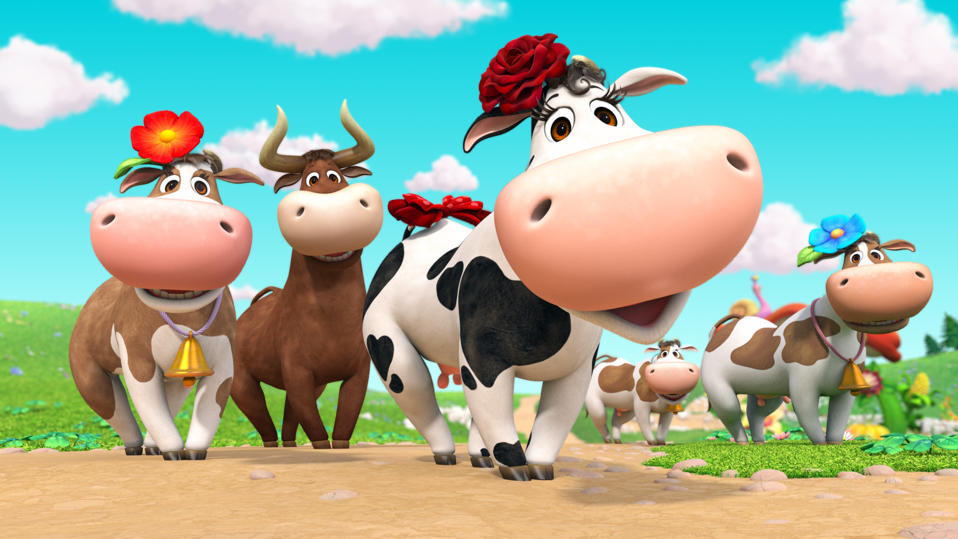 NEW Episode The Cow Named Lola 🙌 😉 It's time to have a