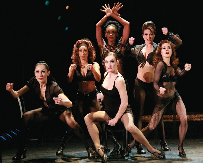 chicago the musical the music we all know the dance we