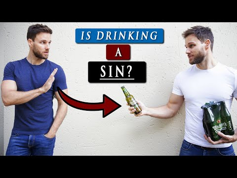 2 Can A Christian Drink Alcohol Is It Really A Sin Youtube In 2020 Alcoholic Drinks Drinks Drinking Beer