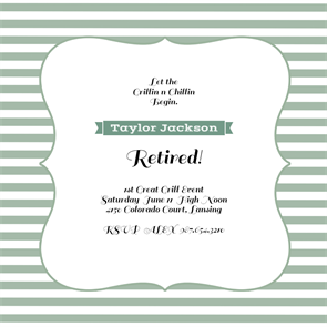 Finish Lines Free Retirement Farewell Party Invitation Template - Party invitation template: free printable retirement party invitation templates