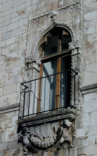 Old Window In The City Of Zadar Croatia Dubrovnik Croatia Zadar Croatia