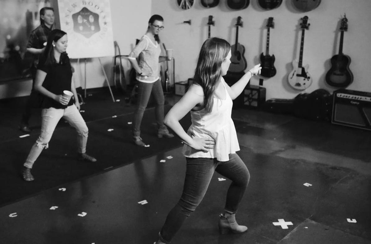 Get in line! Dance photos, Nashville news, Line dancing