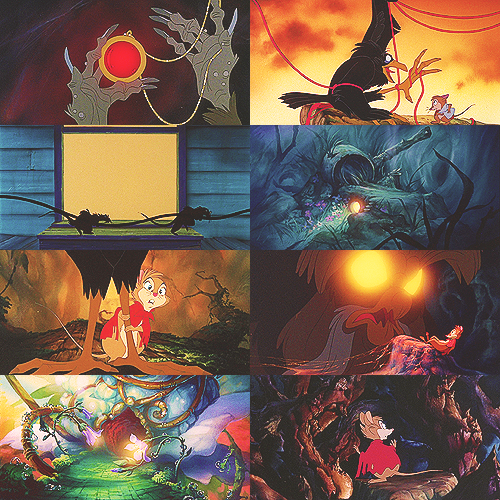 The Secret of Nimh Movie artwork, The secret of nimh