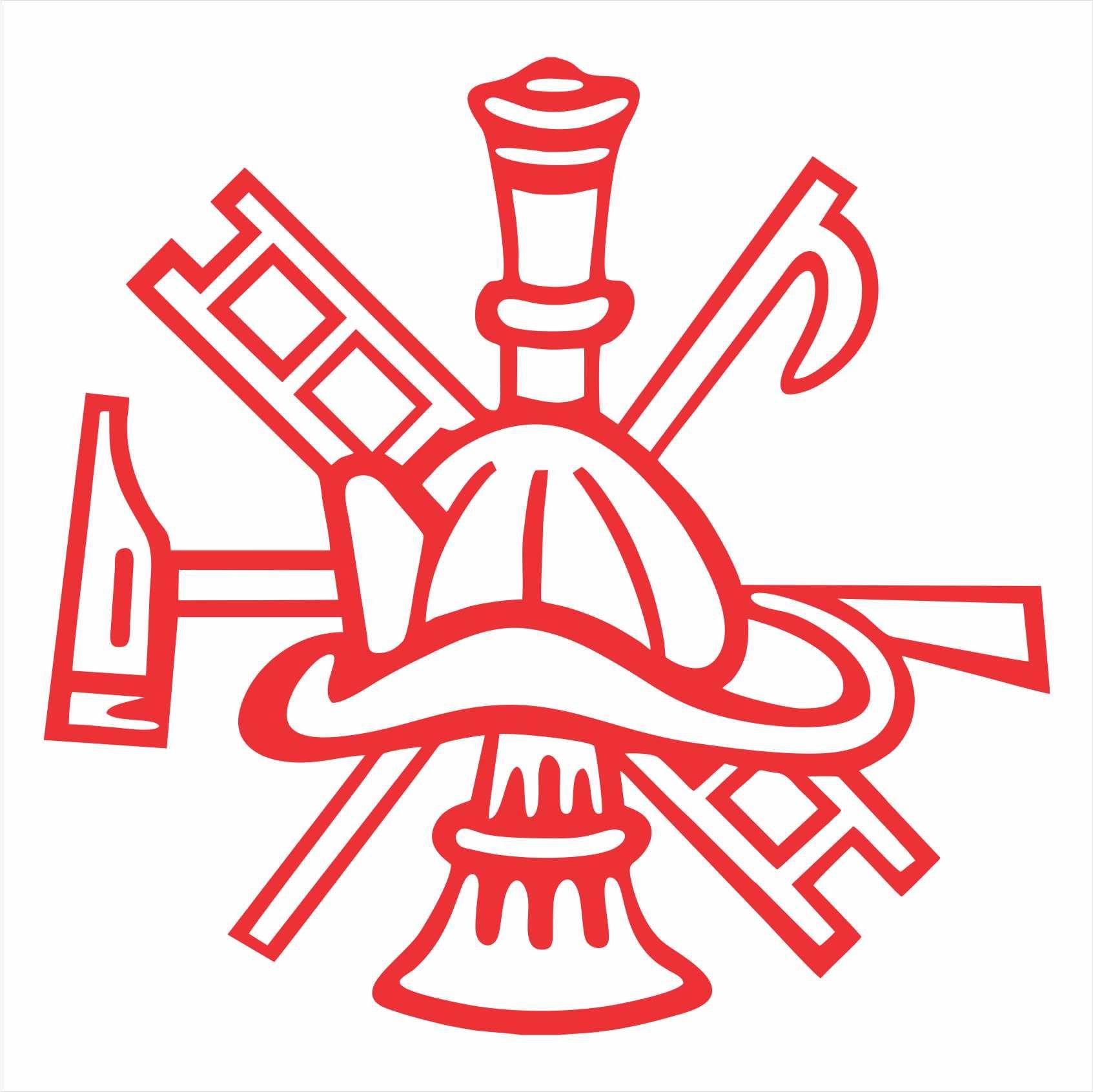"""Firefighter Logo"" Firefighter/EMT themed design can be"