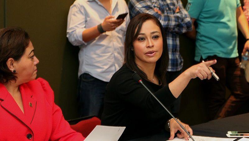 Miriam Tinoco Soto, titular de la dependencia estatal y secretaria técnica del Comité Técnico de Beca Futuro, invitó a los jóvenes estudiantes del estado a registrarse en el programa, el ...