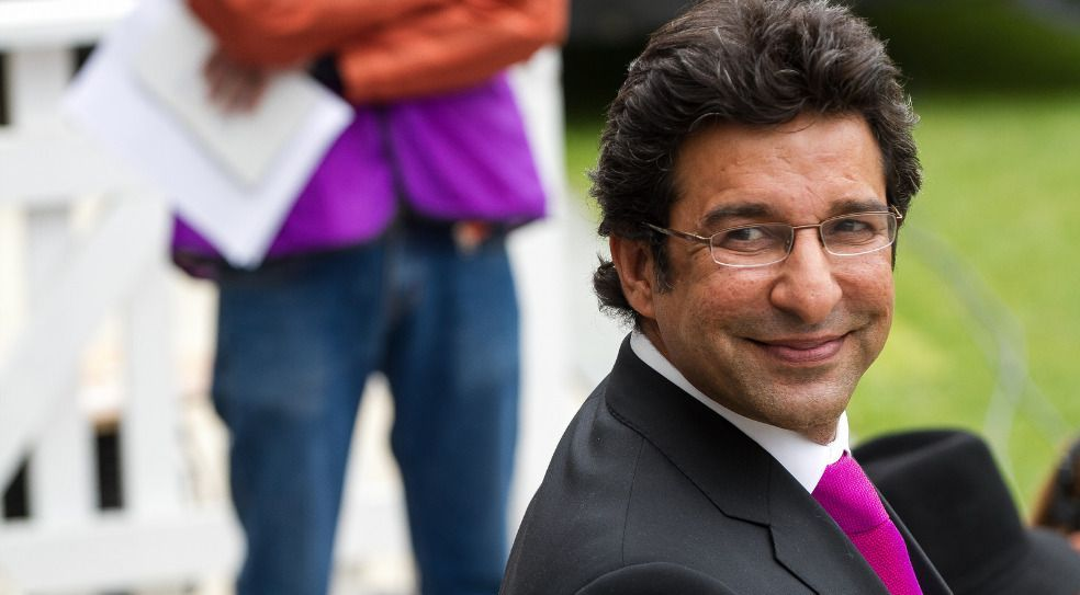 Just thought to share some facts I just read about Wasim_Akram!