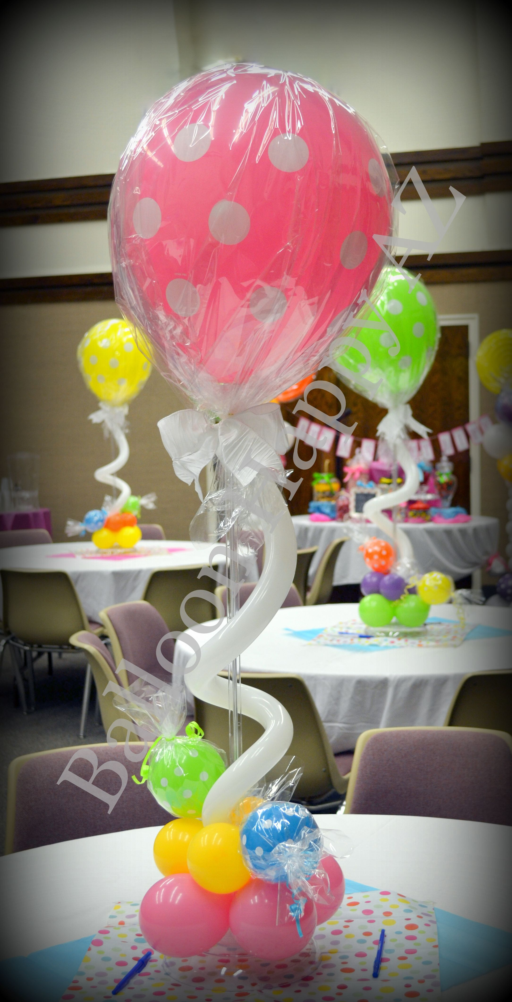 Balloon gifts and centerpieces wow your friends unique