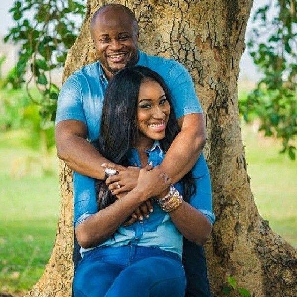 Photo Gallery Nigerian Wedding: Nany's Klozet & DENIZEN Jeans Couples' Style @denizenjeans