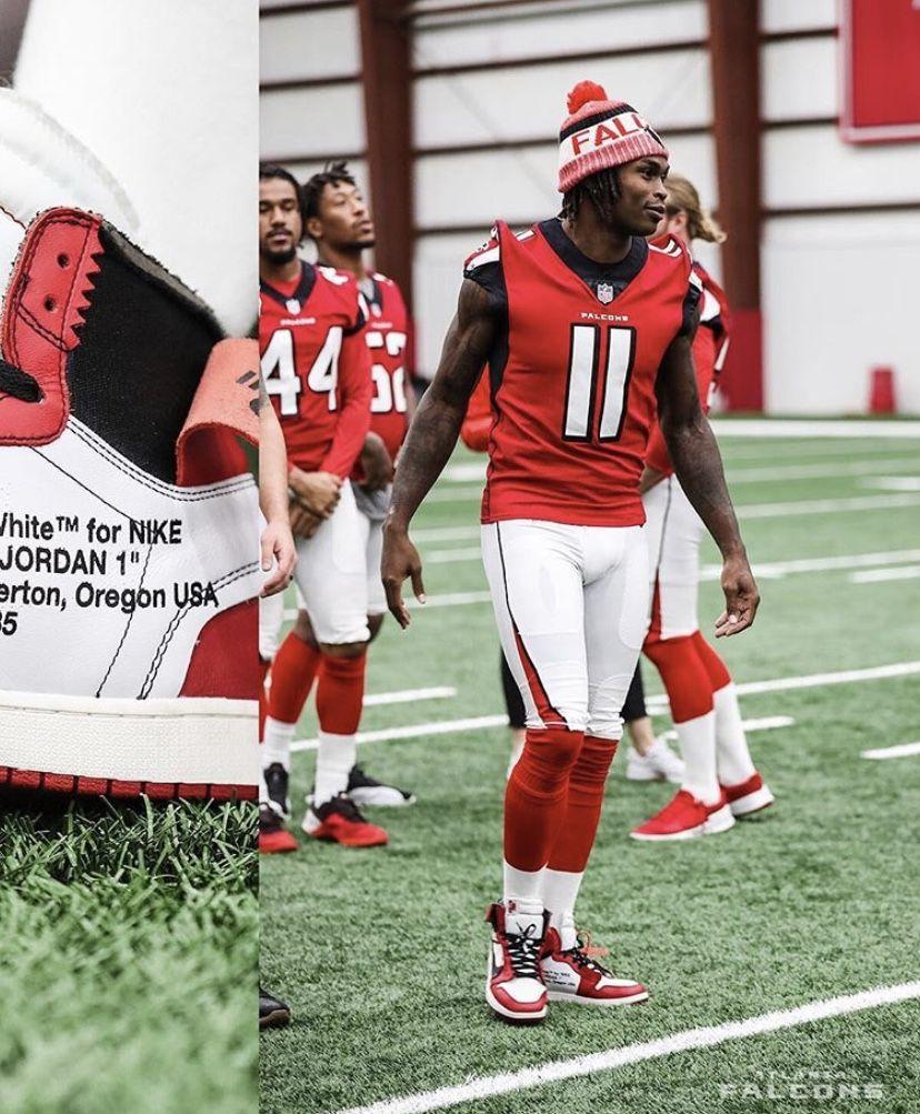Pin By Raye Raye On Julio The Jet The Goat The Legend Jones Atlanta Nfl Sports Atlanta Falcons