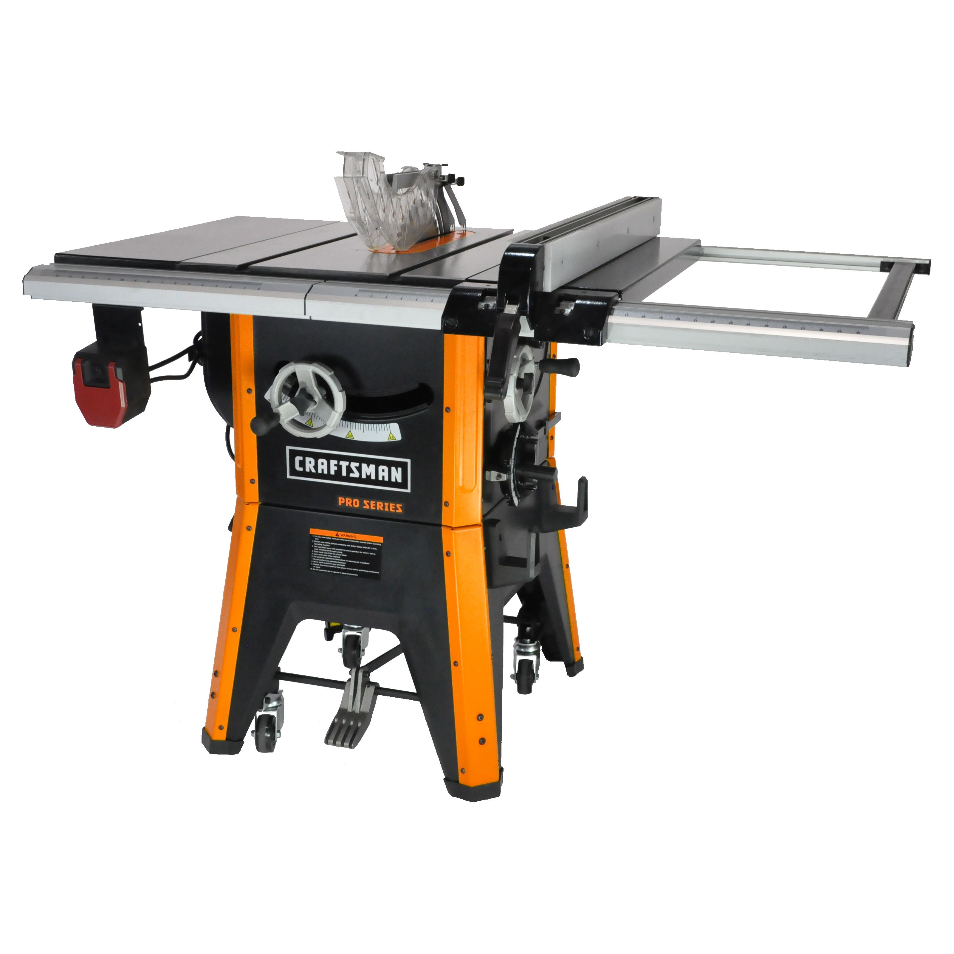 10 In Blade Powered By A Potent 1 3 4 Hp 3450 Rpm Motor Heavy Duty Cast Iron Table 599 Contractor Table Saw Hybrid Table Saw Table Saw