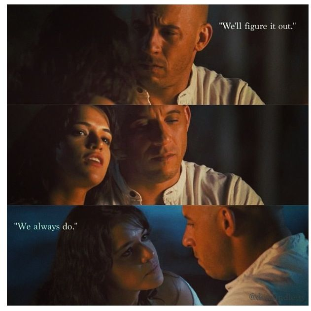 Fast 7 Quotes About Love : Fast & Furious Quotes From Fast And The Furious Pinterest - 631x632 ...