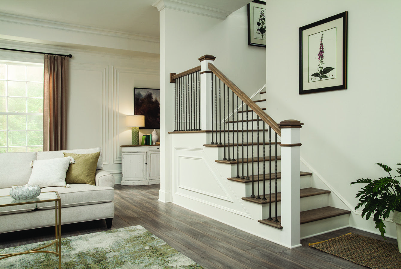 Best Pin By Crown Heritage Stairs On Iron Balusters Stair 640 x 480