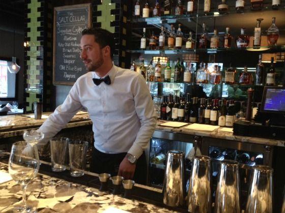 bartender.jpg | Charm school, Old school